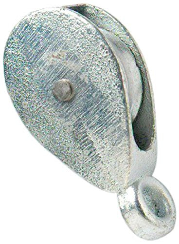 Galvanised Washing Line Pulley (Pack of 1)