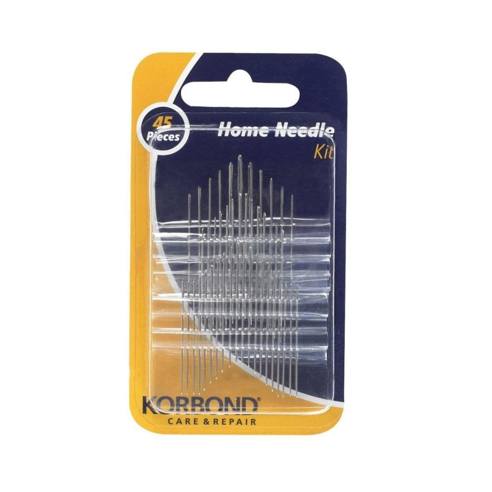 Korbond - 45 Piece Home Neelde Kit