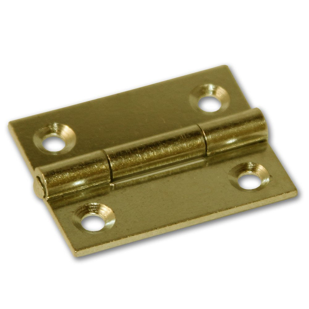 Electro Brass Butt Hinge - RKL Tools & Hardware  - 3