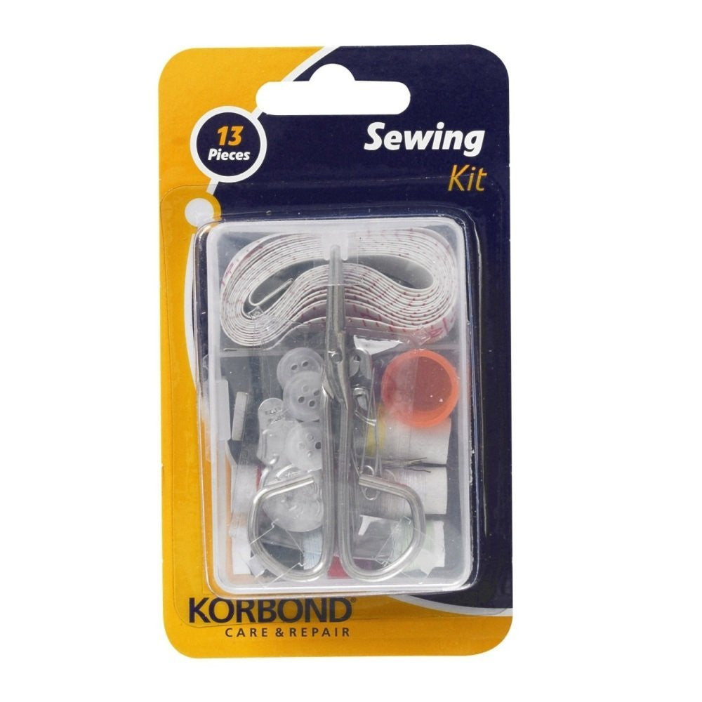 Korbond - 13 Piece Sewing Kit