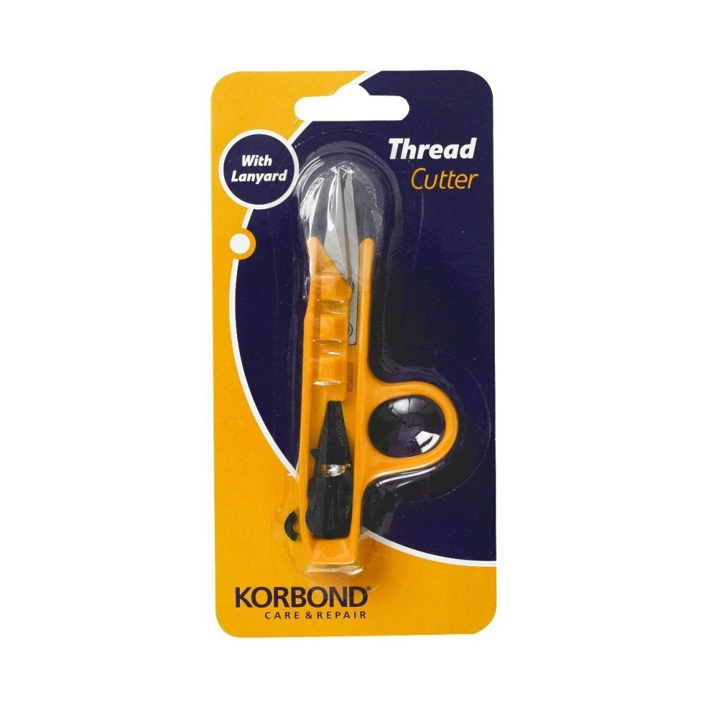 Korbond - Thread Cutter with Lanyard - RKL Tools & Hardware