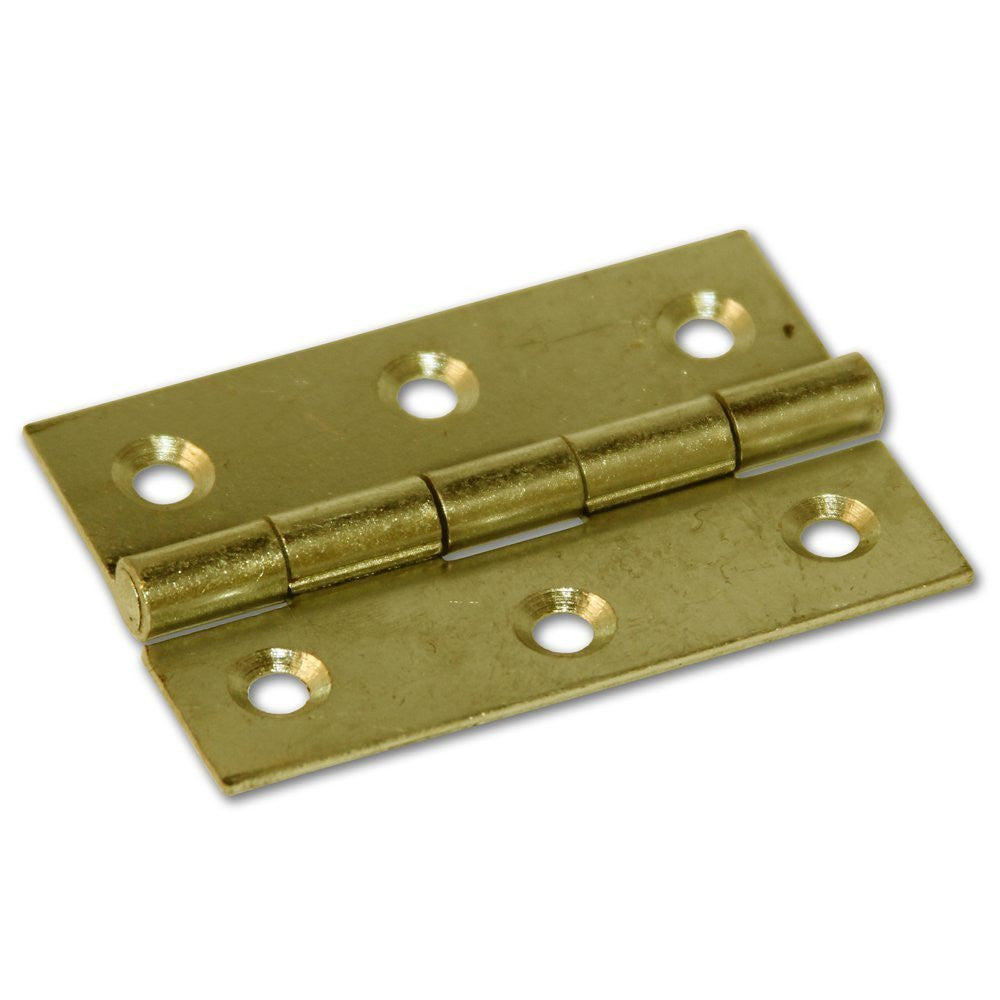Solid Brass Butt Hinge