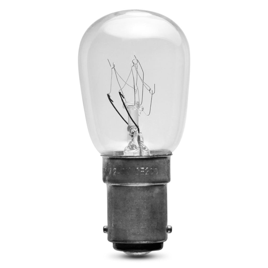 Eveready Pygmy Bulb - Clear - Small Bayonet Cap B15