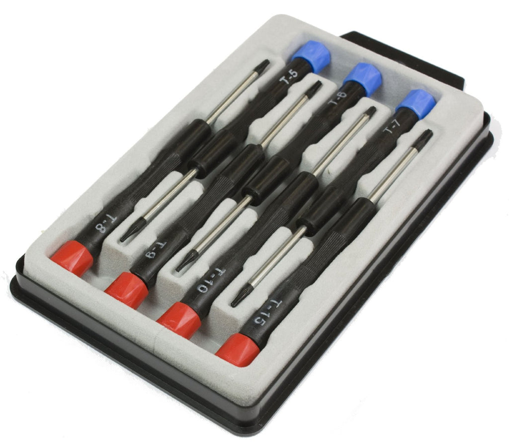 Toolzone - 7 Piece Torx Screwdriver Set