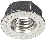 Stainless Steel Hex Flange Nut - RKL Tools & Hardware  - 2