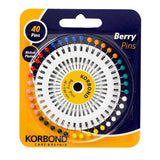 Korbond - 40 Berry Pin Set - RKL Tools & Hardware