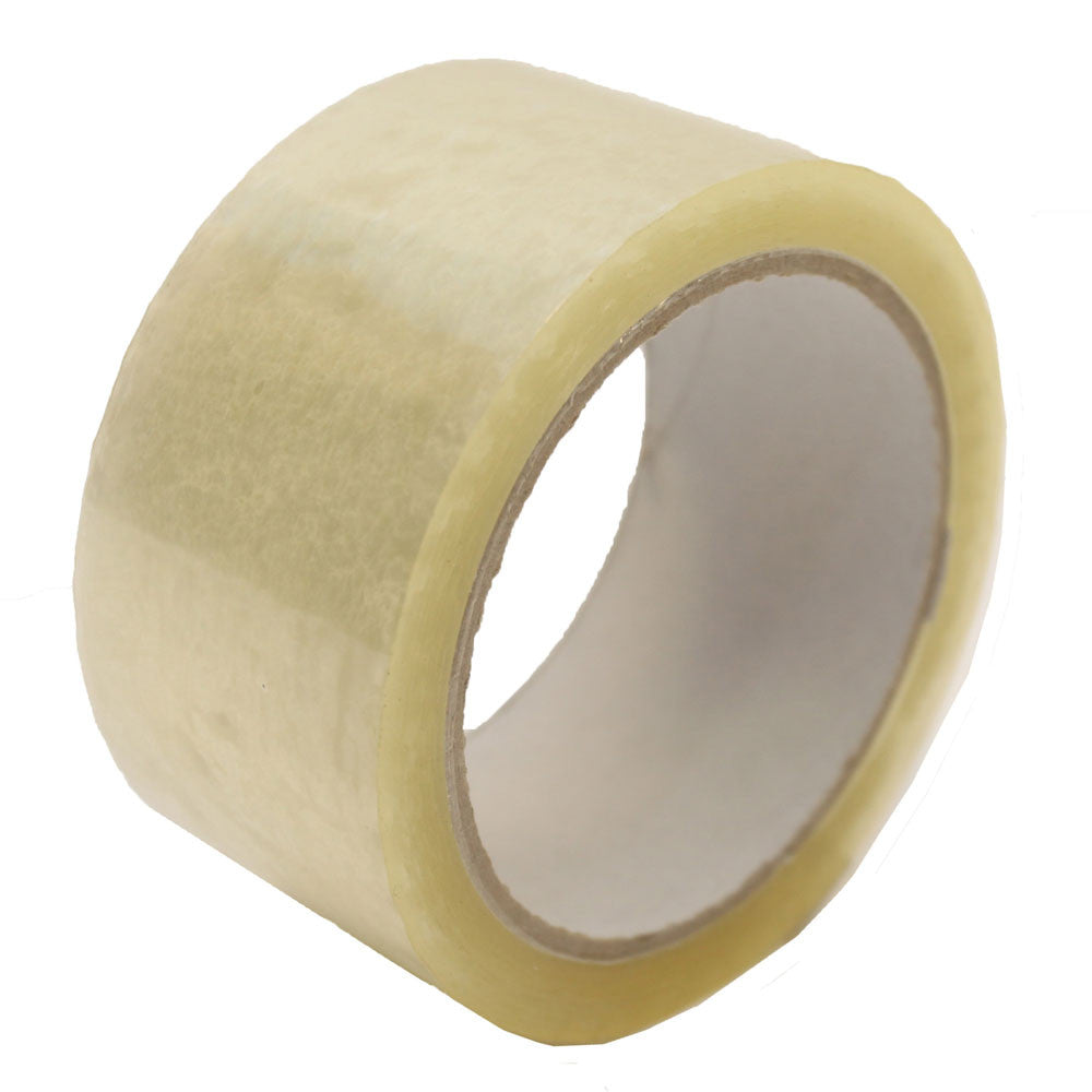 Ultratape - Clear Parcel Tape - 66mm x 50mm - RKL Tools & Hardware