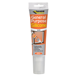 General Purpose Silicone Easi-Squeeze - 100ml Tube - RKL Tools & Hardware  - 1