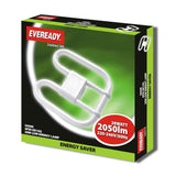 Eveready 28w 4 Pin 2D Compact Fluorescent Light Bulb - RKL Tools & Hardware  - 2