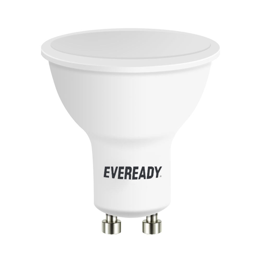 Eveready LED Light Bulb - GU10 - 3w / 35w Eq - Warm White