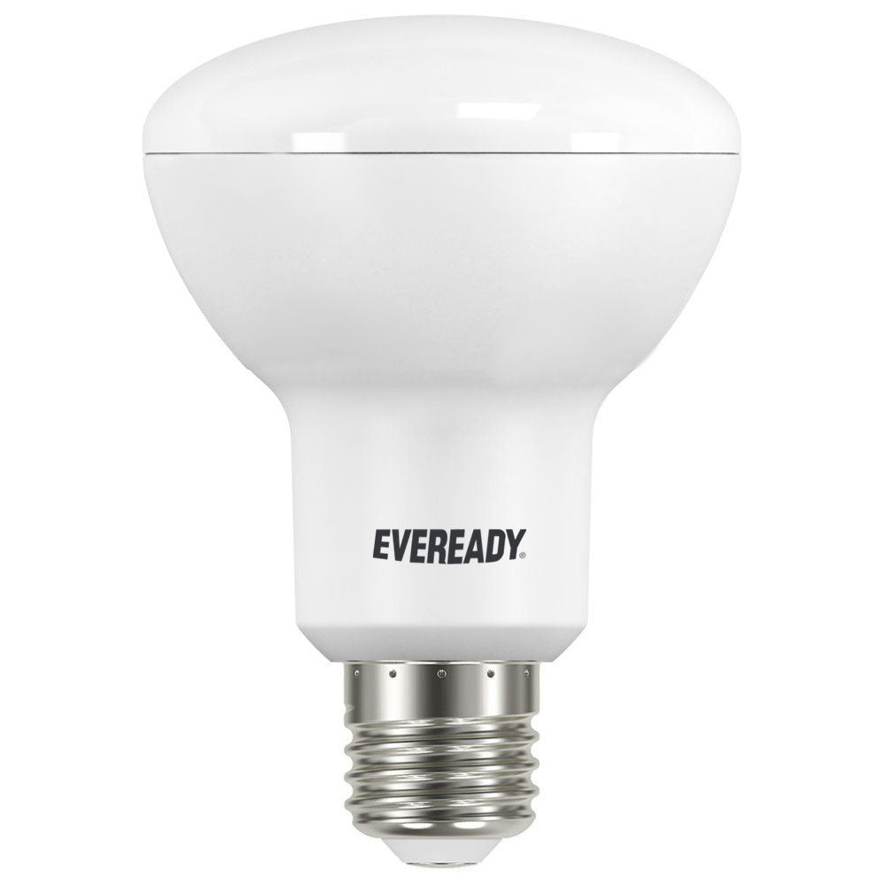 Eveready LED Light Bulb - R80 - ES - 10.5w / 60w Eq - Warm White