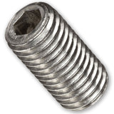 Stainless Steel Grub Screw - Cup Point - M6 - RKL Tools & Hardware  - 2