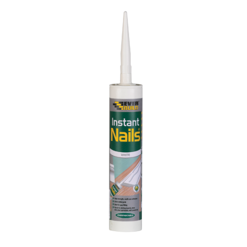 Instant Nails - White - C3 - RKL Tools & Hardware
