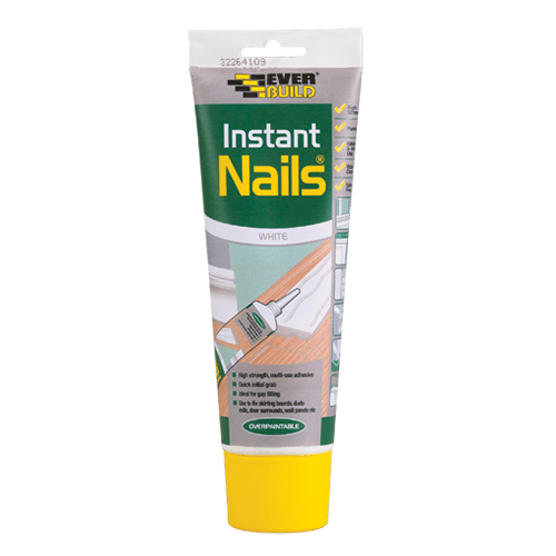 Instant Nails - White - C2 - RKL Tools & Hardware