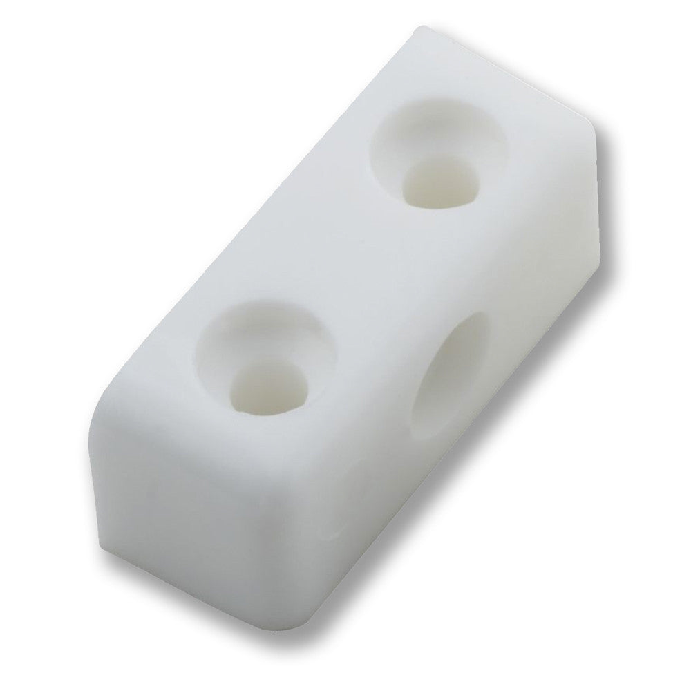 Modesty Block - White (Pack of 10)