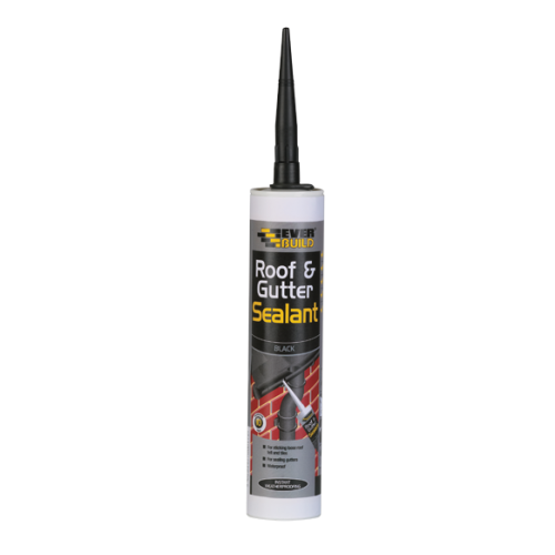 Roof & Gutter Sealant - Black - C3