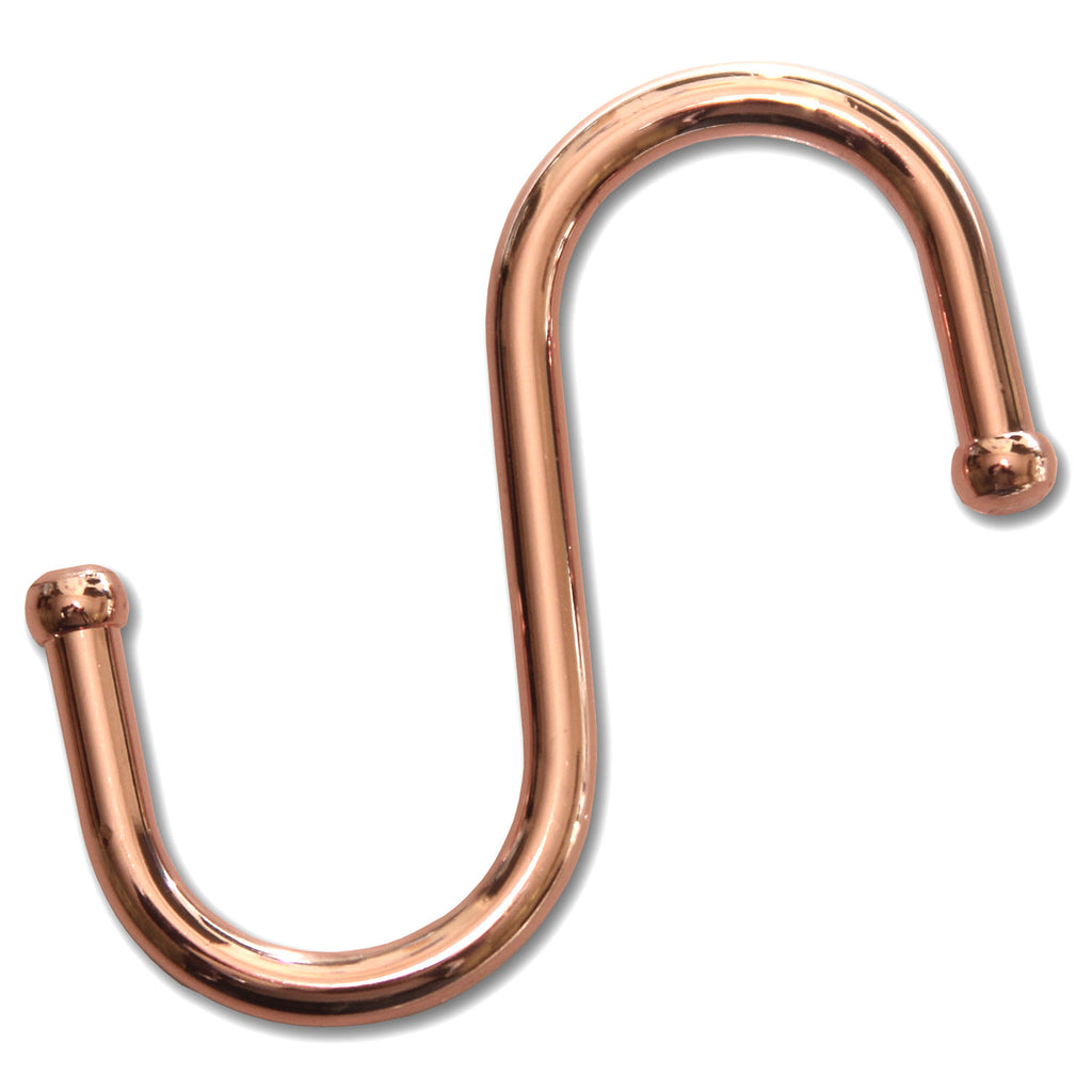 Ball Ended Copper S Hook