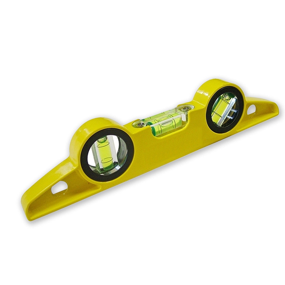 Toolzone - 250mm Magnetic Scaffold Level With Pouch