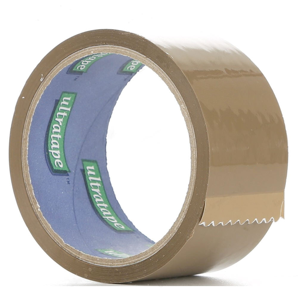 Ultratape - Brown Parcel Tape - 66mm x 50mm
