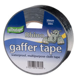 Ultratape Rhino Gaffer Tape - 50m x 50mm - RKL Tools & Hardware  - 3