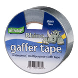 Ultratape Rhino Gaffer Tape - 50m x 50mm - RKL Tools & Hardware  - 2