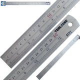 "Toolzone - 6"" Stainless Steel Ruler - RKL Tools & Hardware  - 2"
