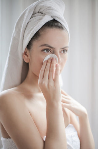 facial cleanser for eczema