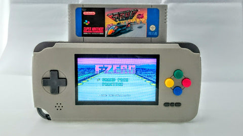 Hamy Supaboy - Play SNES carts |