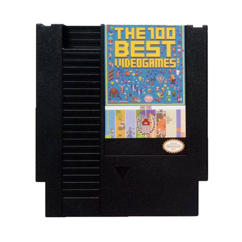 143 in 1 NES cartridge with battery save support |