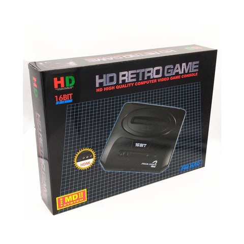 HD Sega Megadrive 2 with HDMI port |