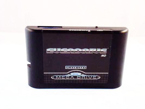 Sega Megadrive Everdrive Flash Cart 1200 Games |