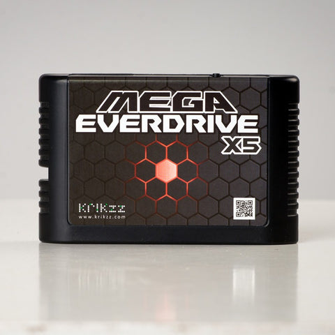 Krikzz Official Mega Everdrive X5 |