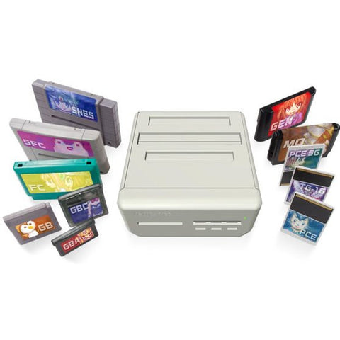 Retro Freak 11 in 1 Console - Megadrive, SNES, Gameboy and more |