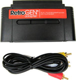 RetroGen Adapter - Play your Megadrive games on your SNES |