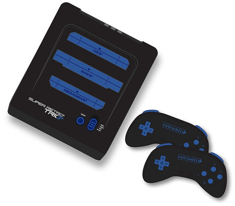 Retro-bit Super Retro Trio Plus HD Console |