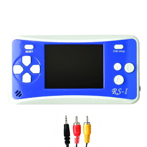 89 Games 8-bit Classic Handheld Game Console |