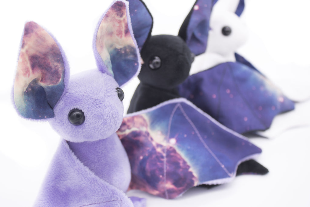 Purple Galaxy bat Kickstarter Coming June 1st