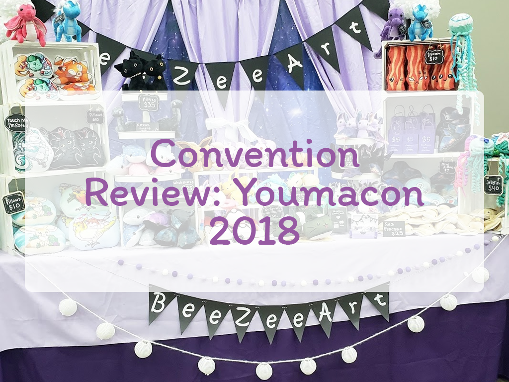 Convention Review: Youmacon 2018
