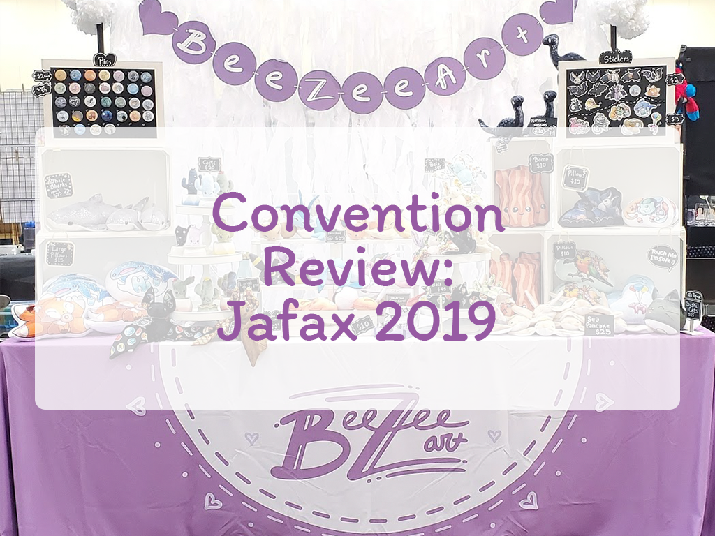 Convention Review: Jafax 2019
