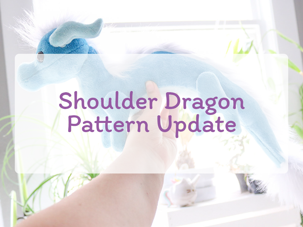 Shoulder Dragon Pattern Update