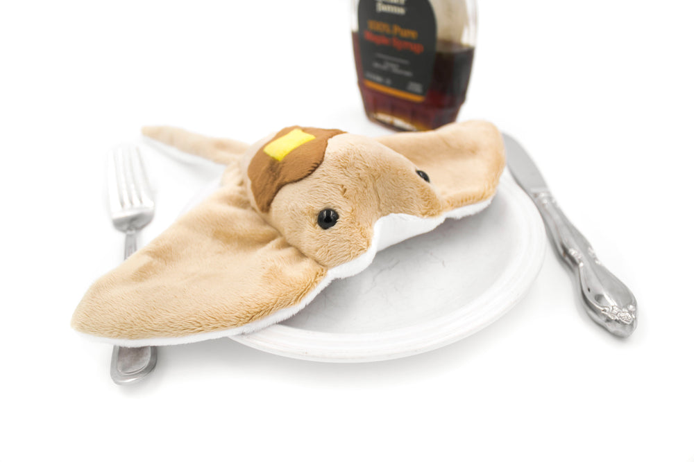 Sea Pancake Stuffed Animal Plush Toy (Scented or Unscented)