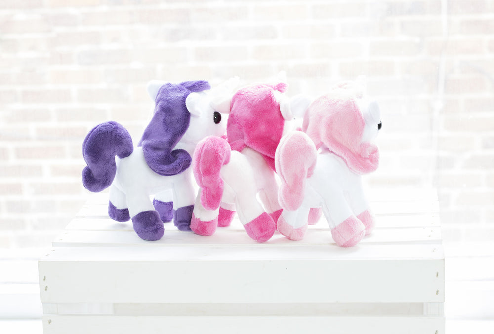Unicorn Plush Sewing Pattern, Stuffed Animal Pattern, PDF File, Digital Download, Pattern, BeeZeeArt