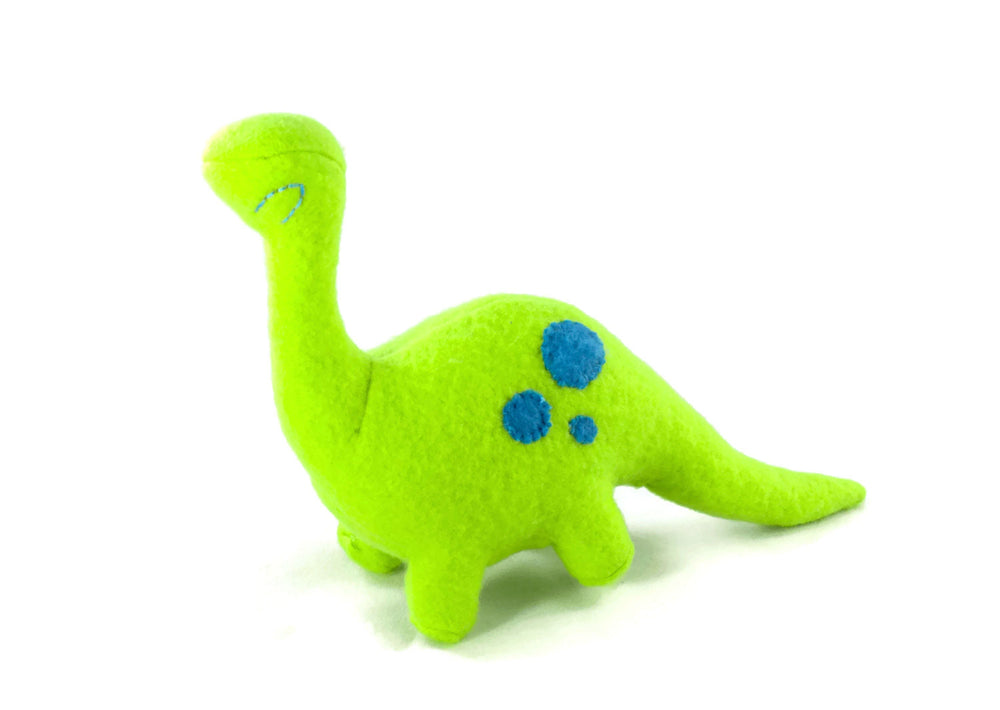 Dinosaur and Loch Ness MonsterStuffed Animal Sewing Pattern  - Digital Download, Pattern, BeeZeeArt