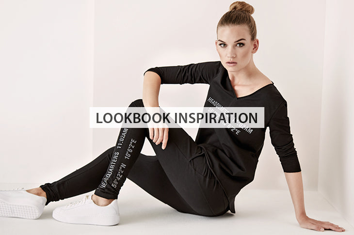 Lookbook inspiration til Luxury kollektionen