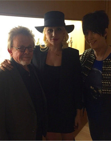 DIANE WARREN IN NÜ WITH LADY GAGA
