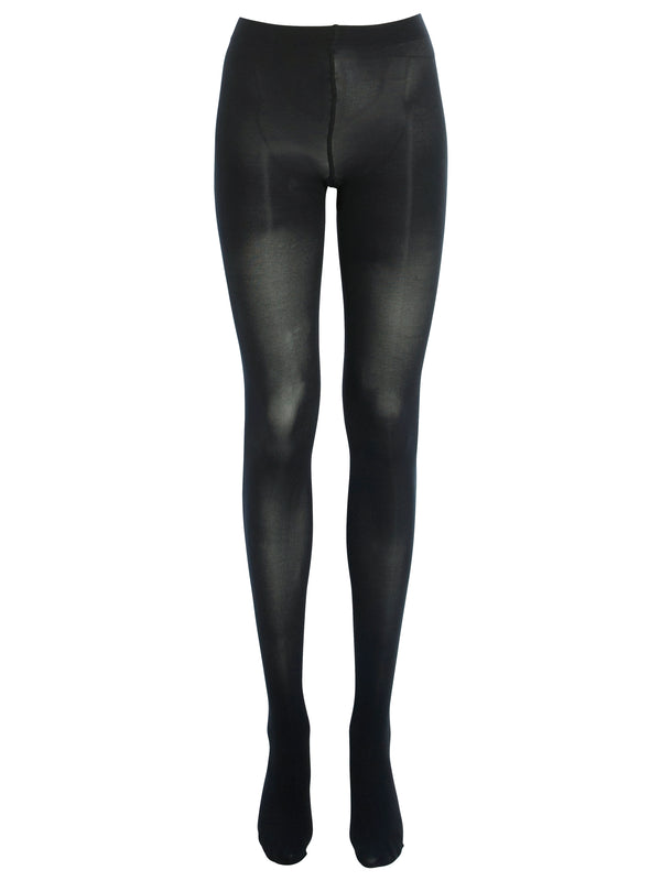 NÜ BASIC sorte tights Tights Sort