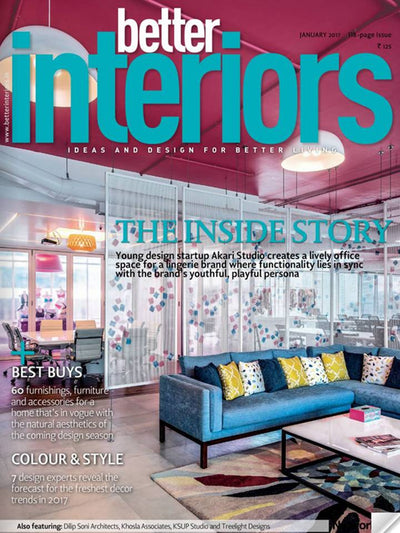 Ivanka Lumiere featured in Better Interiors