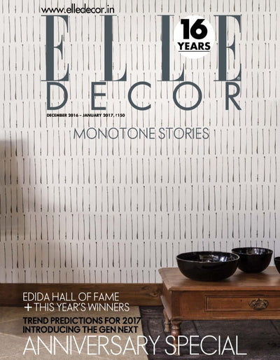 Ivanka Lumiere featured In Elle Decor