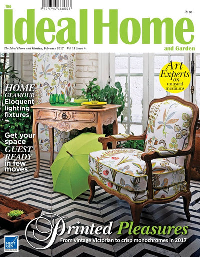 Ivanka Lumiere featured in Ideal Home