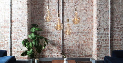 LED Dimmable bubs by Ivanka Lumiere
